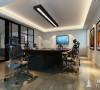 大唐别墅270平现代风格设计