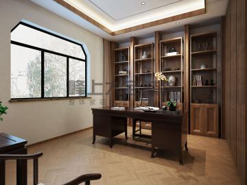 自建别墅-新中式风格