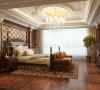 昌鑫花园360平别墅欧式风格设计
