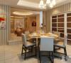 大唐别墅300平现代风格设计