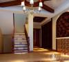 梧桐城邦别墅装修美式风格设计