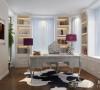 保利叶语250平别墅欧式风格设计