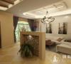 合生城邦别墅装修美式风格设计