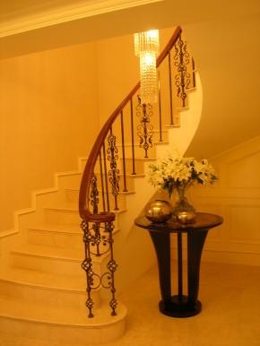 白领 收纳 复式 美式 80后 小资 时尚 温馨 楼梯图片来自合肥生活家在禹洲天境-华丽有品位的住宅的分享