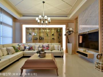 800平乡村风杏林寓所