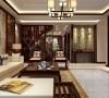 麓山别墅-中式风格设计
