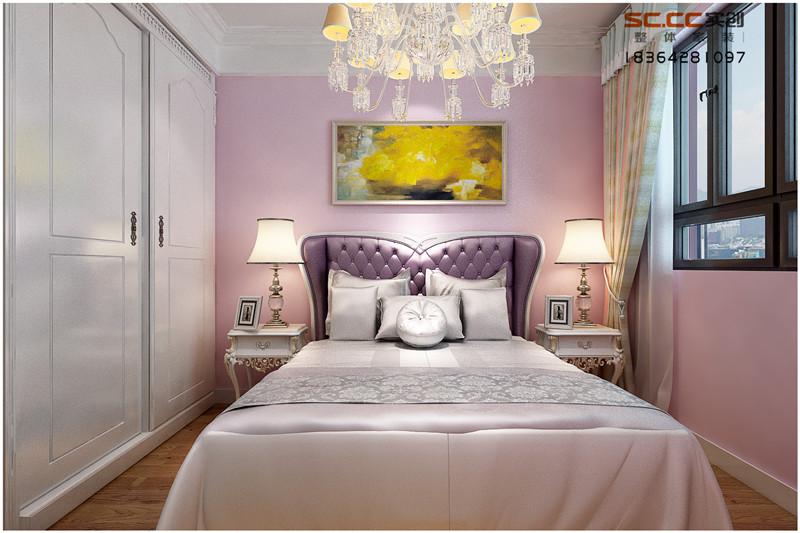 欧式 三居 白领 80后 儿童房图片来自草原zh狼在132平浪漫法式风格装修设计的分享