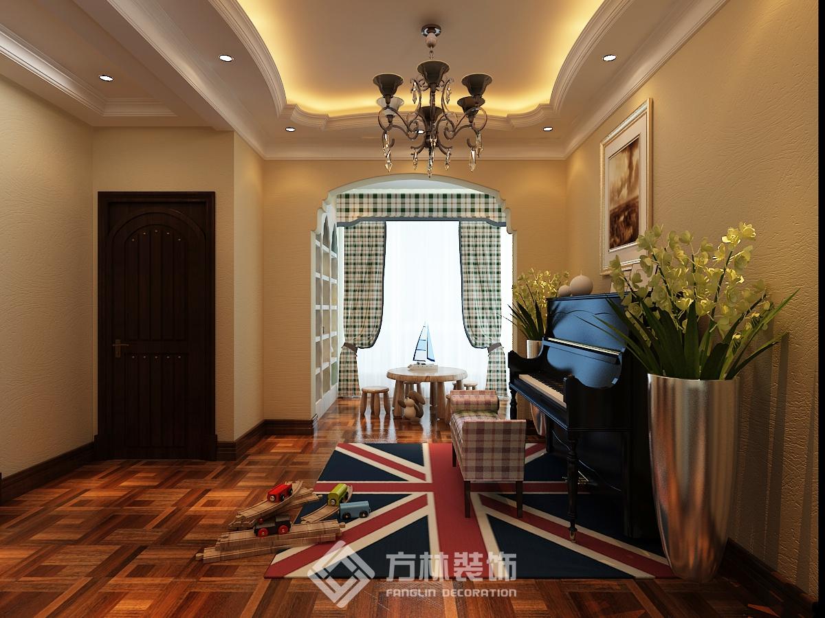 中海盛京府 欧式风格 别墅 其他图片来自方林装饰在方林中海盛京府270平欧式风格的分享