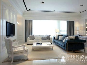 上海绿城别墅现代风格设计