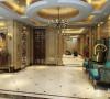 尚东鼎350平别墅户型装修欧式新古典风格设计方案展示,腾龙别墅设计师归宏华作品,欢迎品鉴!