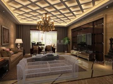 融侨城-四居室-后现代设计典范