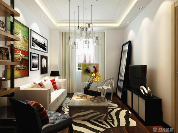 本案为远洋城,2室1厅1厨1卫82㎡户型。本案风格定义为现代简约,素色系。现代风格设计为主元素,又融入了极简主义的设计元素。使居室有浓厚的艺术气息,更有惬意和浪漫。