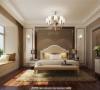 桐梓林卧室细节效果图----高度国际装饰设计