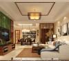混搭客厅细节效果图-----高度国际装饰设计