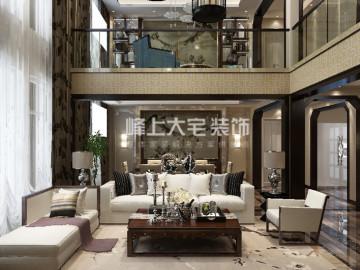 汀湘十里-新中式风格