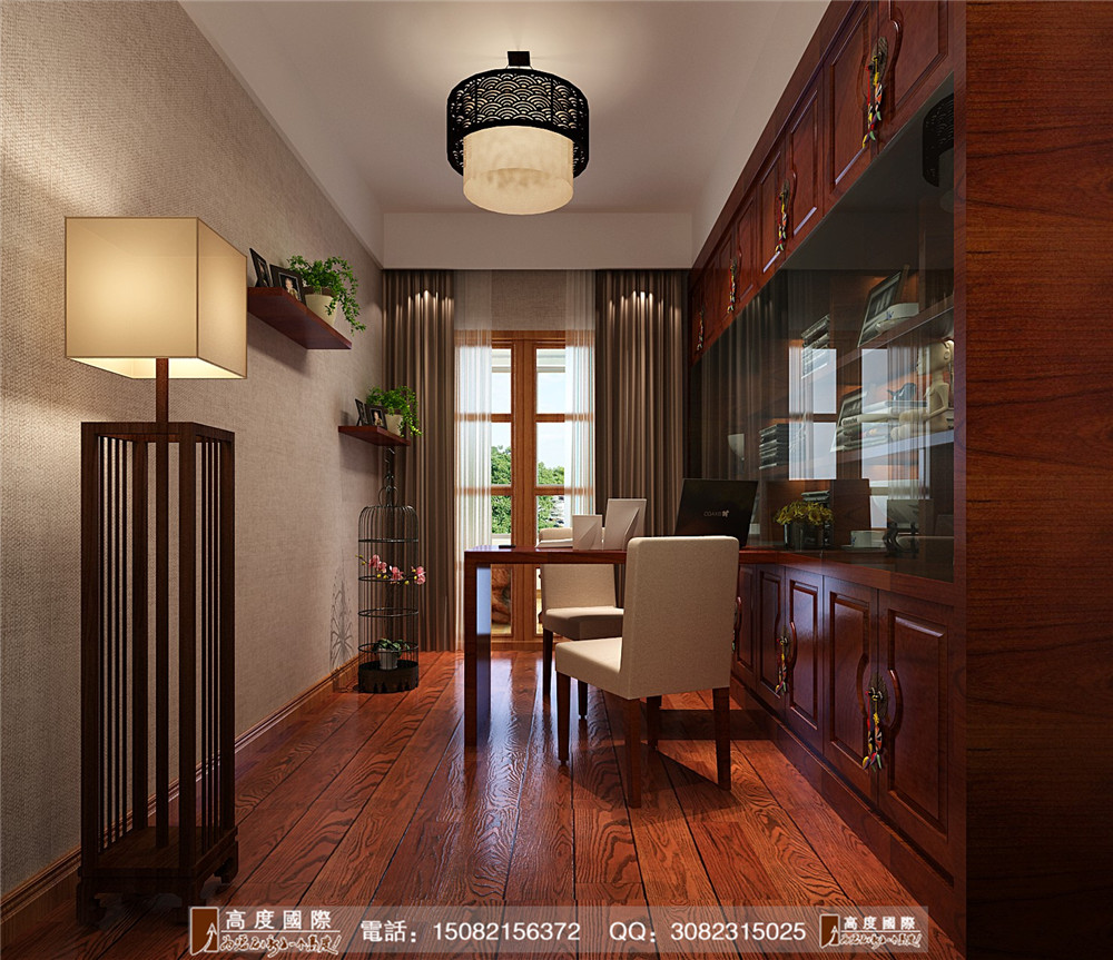 高度国际 成都装修 新房装修 别墅装修 餐厅图片来自成都高端别墅装修瑞瑞在混搭风格案例.高度国际装饰的分享