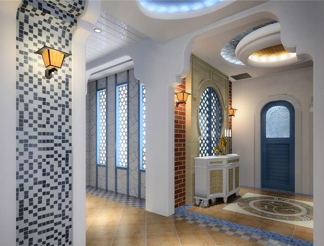 玄关图片来自天津印象装饰有限公司在都市新居装饰案例赏析2105-10-16的分享
