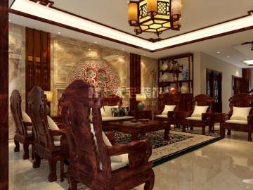 青竹园-中式风格设计