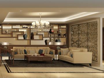 梧桐城邦别墅现代风格设计