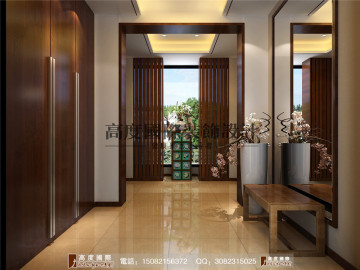 东南亚风格案例.高度国际装饰