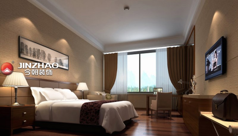 简约 卧室图片来自152xxxx4841在省委宿舍180平的分享