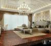 逸林湾别墅装修奢华欧式风格设计