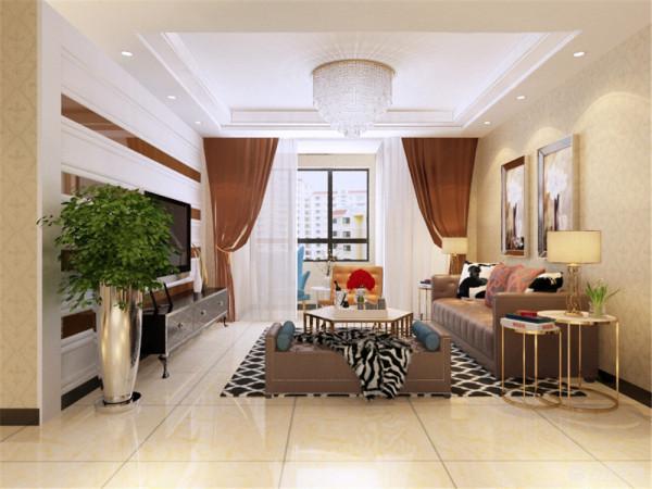 本案为御湖郡户型图三室两厅一厨一卫130㎡的户型。这次的设计风格定义为现代简约风格。本案在总体上呈现多元化,兼容并蓄的状况。室内布置是以黑白金色搭配为主较奢华。