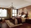 天居玲珑湾别墅装修美式风格设计