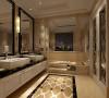 沿海郦墅别墅装修美式风格设计