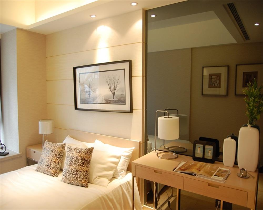 欧式 白领 卧室 书桌图片来自上海蓝图空间在欧式逸静的分享