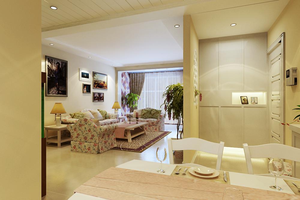 简约 三居 白领 收纳 80后 小资 餐厅图片来自广州生活家家居在现代风格  文德先生的分享