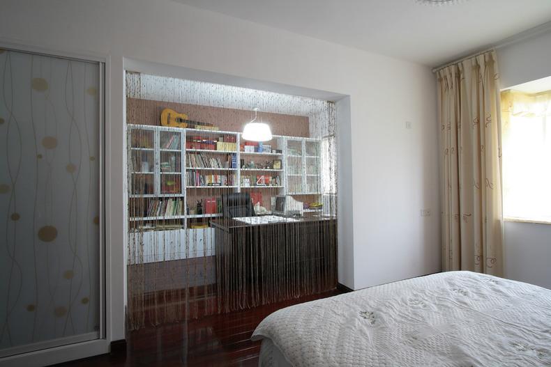简约 150平 平房 报价 卧室图片来自赵修杰在150平简约风格的分享