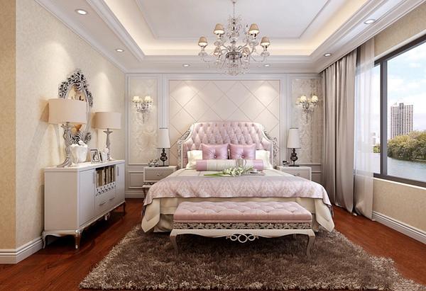 这是设计师精心设计的一套小清新格调的别墅装修案例。