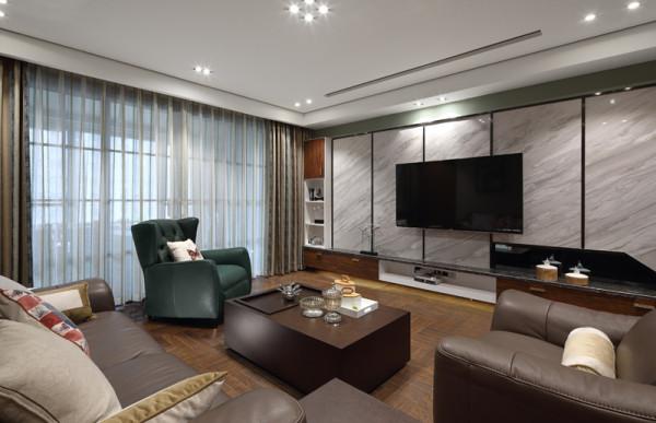 客厅可谓是居住空间中的心灵,它是待客、休闲等的区域,更是体现主人的生活品位及意境的一面镜子。