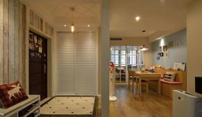 三居 小资 收纳 宜家 餐厅图片来自武汉实创装饰在木质生活最美生活的分享