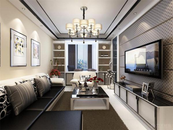本案为福泽公寓 ,两室两厅一厨一卫78平米户型。本案风格定义为现代简约,现代简约是以简约为主的体装修风格,将设计的元素、色彩、照明、原材料简化到最少的程度,让所有的细节看上去都是非常简洁的。