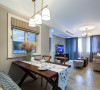 89平米两室现代风格设计装修