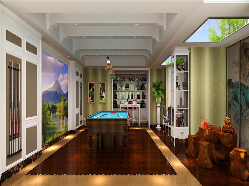 别墅装修 法式风格 其他图片来自成都尚层别墅装饰装修公司在法式风格的分享