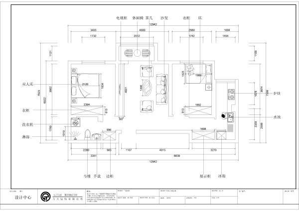 本方案是来自先锋道2室1厅1厨1卫86㎡的户型,小区周边交通便利,生活设施完备,户型虽然不是很大,但也是比较常见的,两室一厅一厨一卫,比较典型的户型。