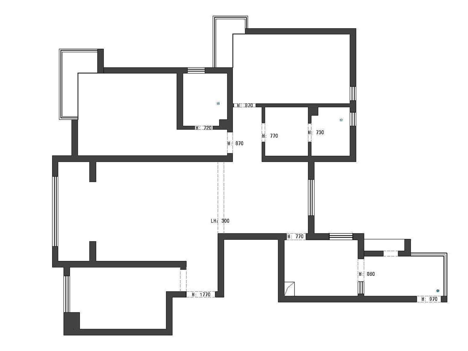欧式 三居 客厅 卧室图片来自装饰装修-18818806853在云信小区简欧风格,时尚大气的分享
