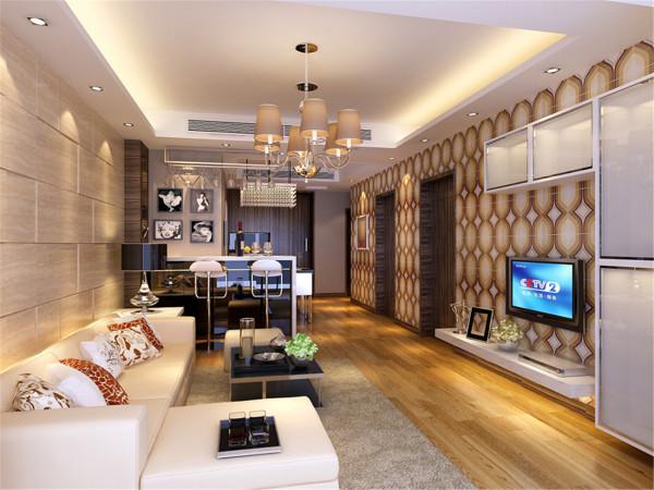 恒盛鼎城装修设计现代风格,腾龙别墅设计作品,欢迎品鉴!
