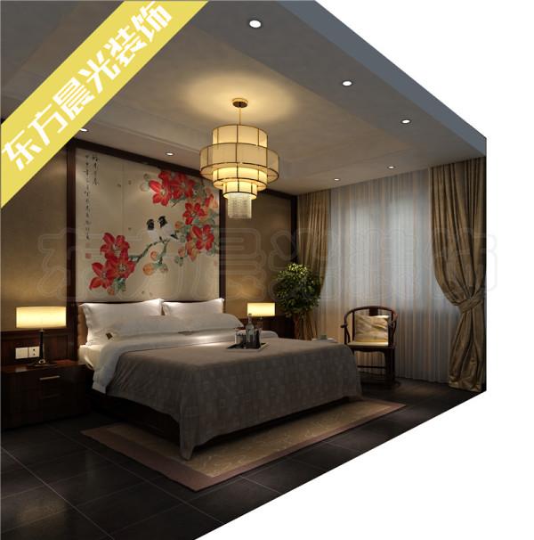中式四合院内宅每一处的装修装饰都是精雕细琢而来,在古朴蕴含着内敛含蓄的精致和奢华。