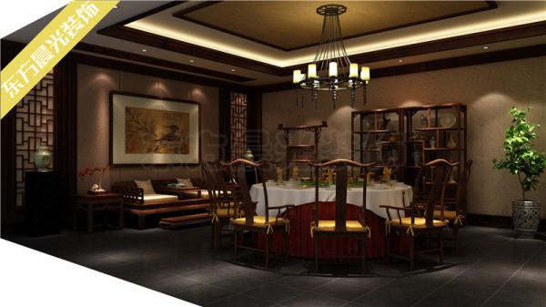 此案是东方晨光装饰2014年承接的四川广元谭总家四合院设计与装修施工项目。