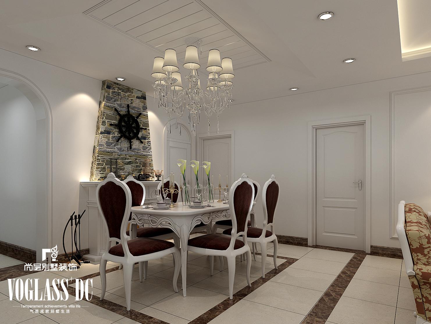 后现代图片来自尚层装饰王奕钧在天津别墅装修设计-后现代的分享