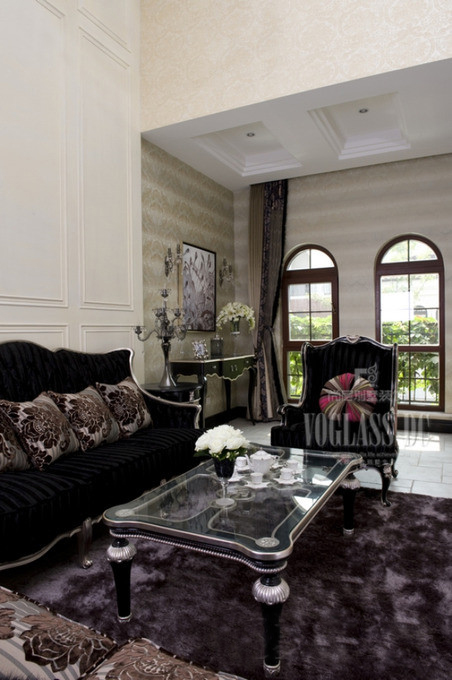 天津尚层 别墅 欧式 古典图片来自Spencer丶nuzzi在新古典风格的分享