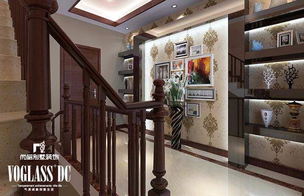 新中式图片来自尚层装饰王奕钧在天津别墅装修设计-新中式的分享