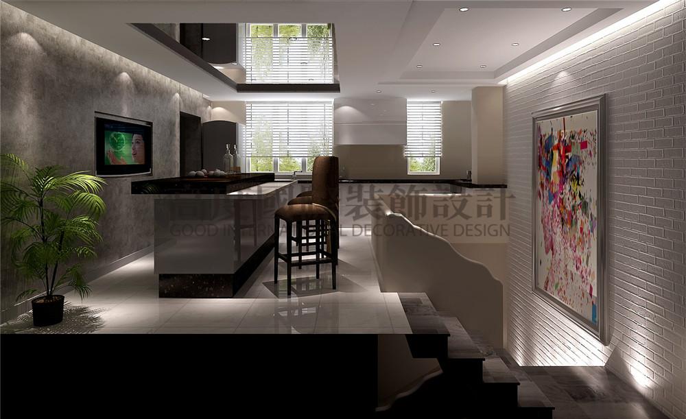 混搭风格 装修设计 别墅装修 看图装修 厨房图片来自成都高度国际在【高清】龙湖悠山郡 装修案例的分享