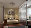 世豪瑞丽卧室细节效果图---高度国际装饰设计