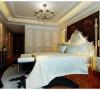 生活家装饰--流星花园140平米三居欧式风格卧室装修效果图