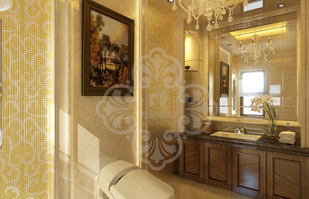 团泊湖 新古典图片来自尚层装饰王奕钧在天津别墅装修设计-团泊湖的分享